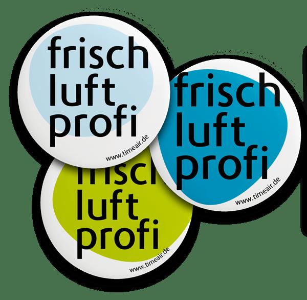 Buttons Frischluft-Profi