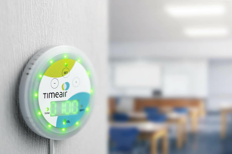 timeair in Veranstaltungsraum