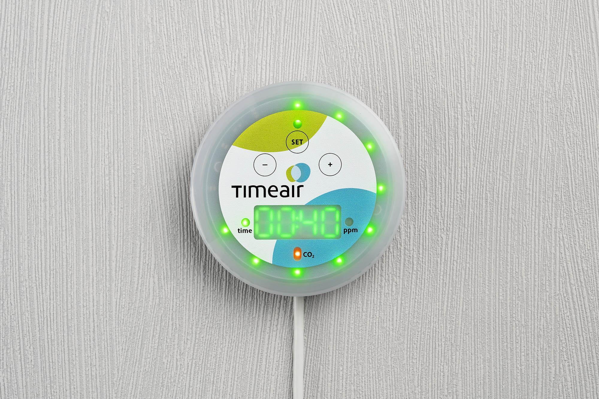 timeair Normalbetrieb