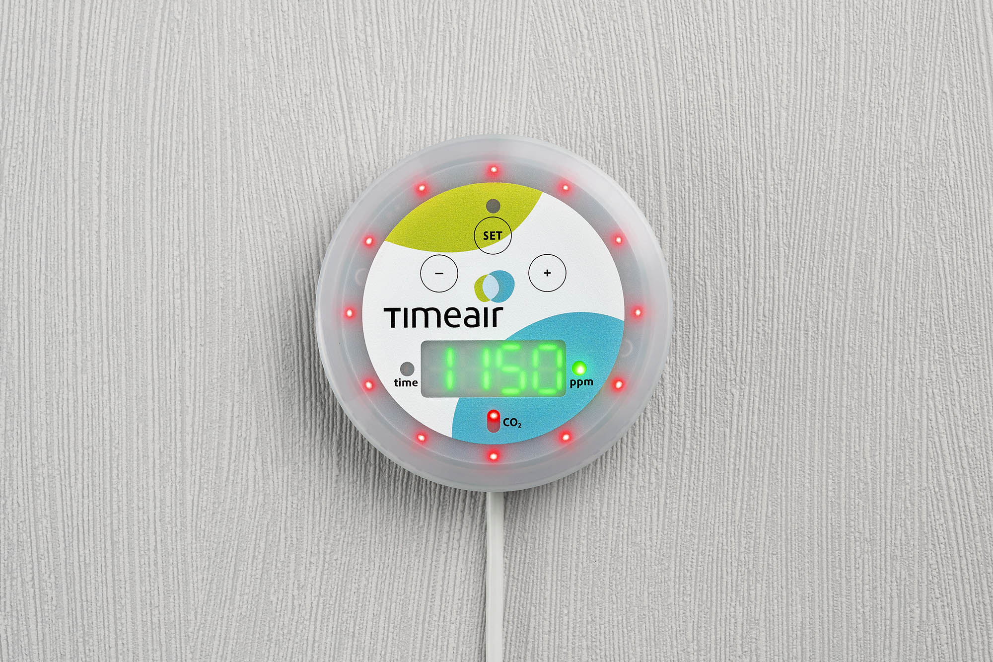 timeair Alarmzustand